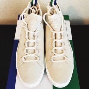 """Puma Shoes - Puma x Big Sean """"Suede Mid Classic  Whisper White 52b7b150b"""